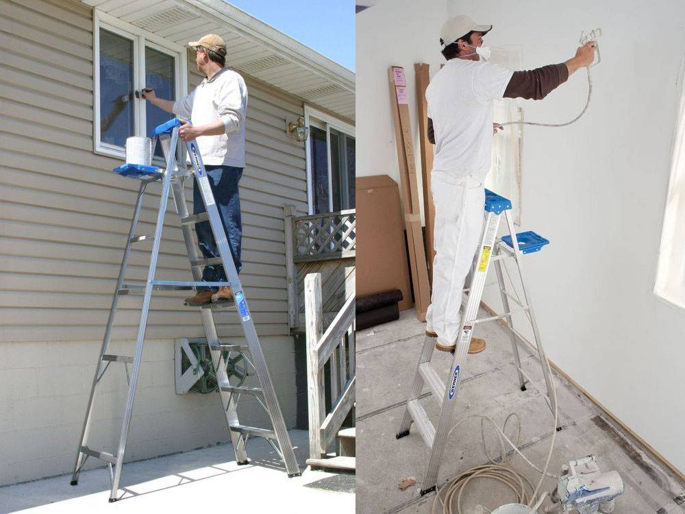 Step Ladder for you