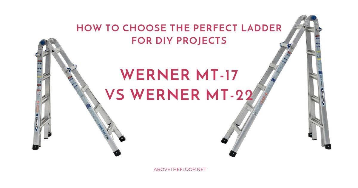 Werner MT-17 vs MT-22