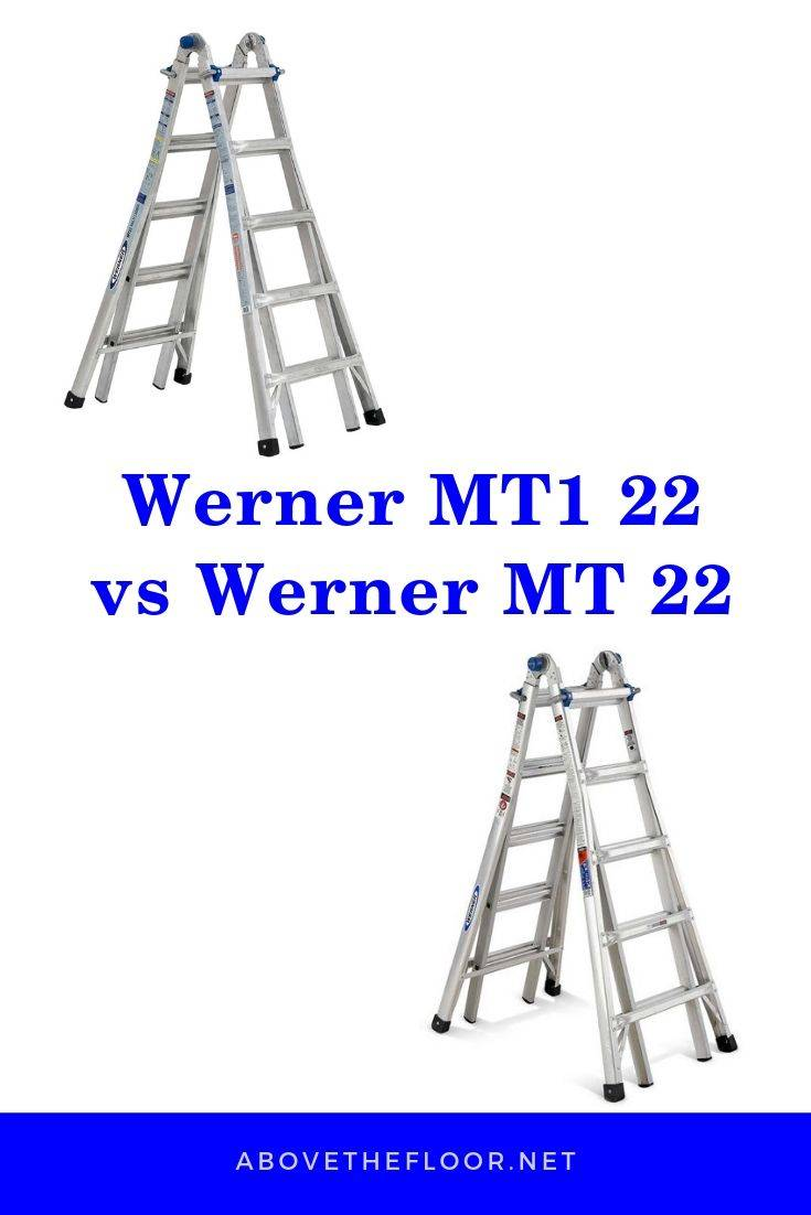 Werner MT1-22 vs MT-22