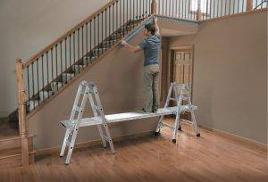 Werner ladder for your little DIY projects
