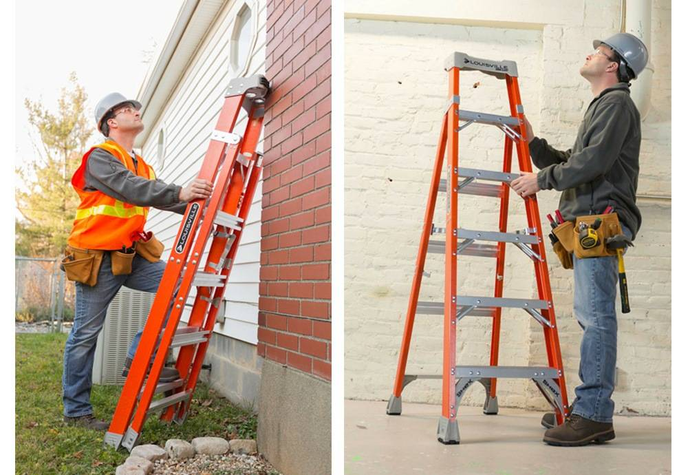 Best Fiberglass Ladder for household projects