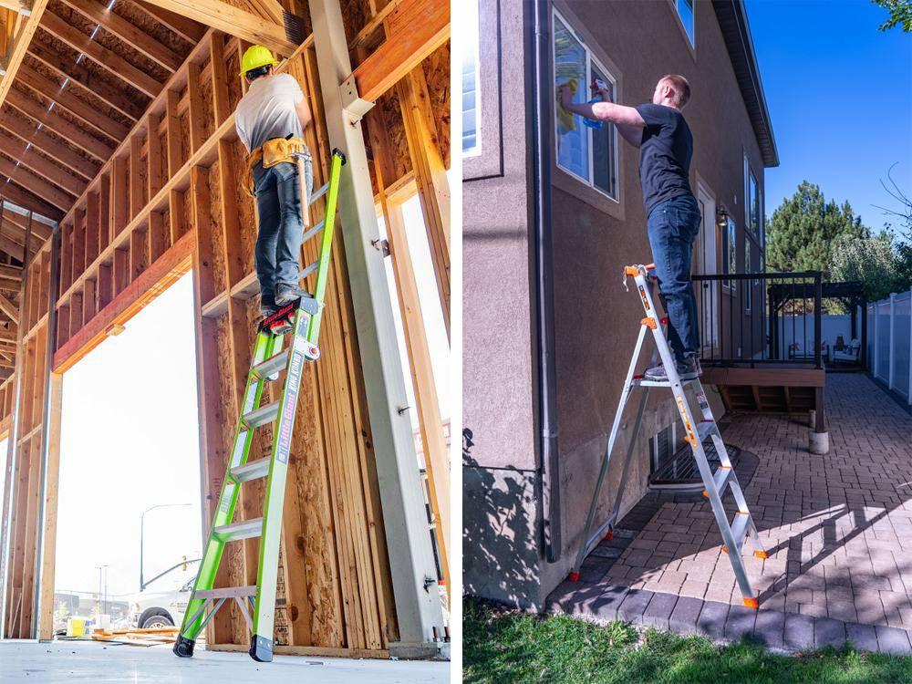 Best Folding Ladder for professional or residential use