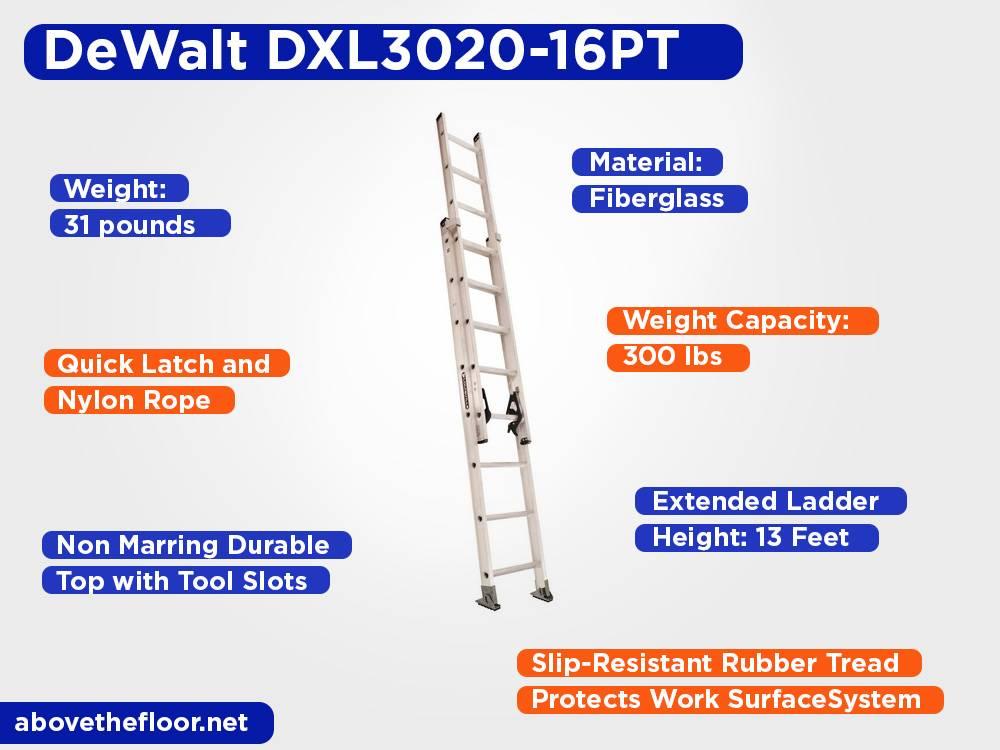 DeWalt DXL3020-16PT Review, Pros and Cons