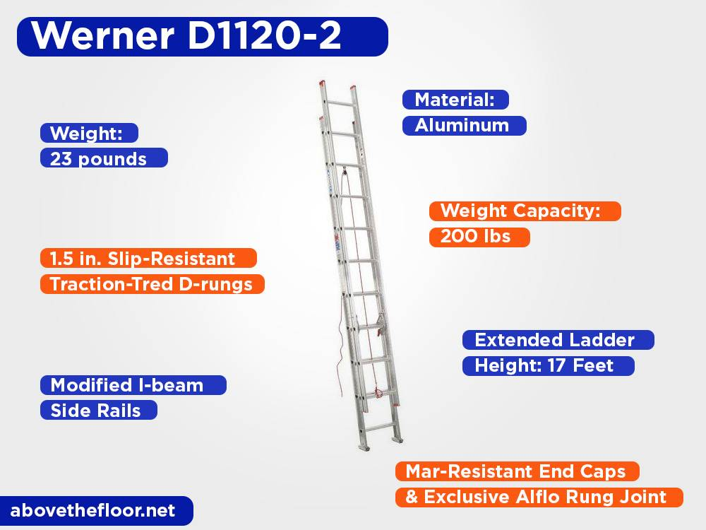 Werner D1120-2 Review, Pros and Cons