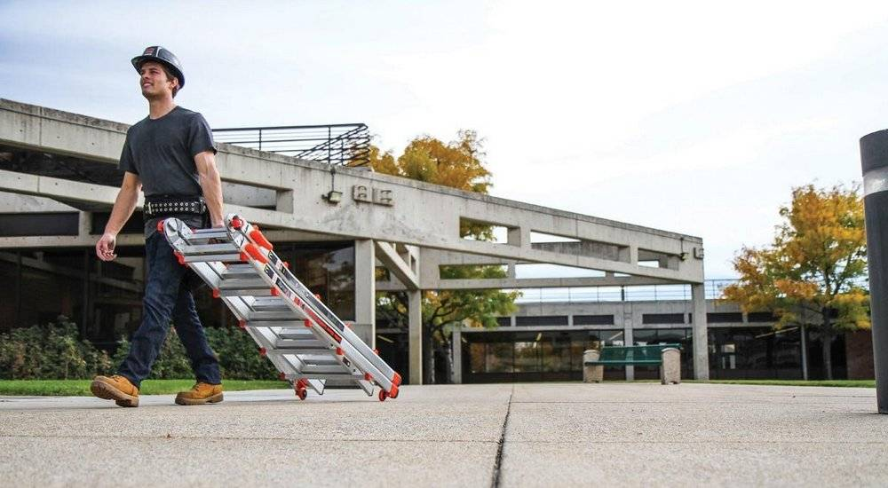 Best Multi-Purpose Ladder for industrial or commercial uses