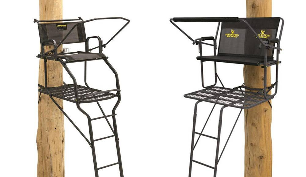 1-man and 2-man Ladder Stands