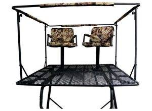 Guide Gear GGQ20 12' 2-Man Tower Tree Stand
