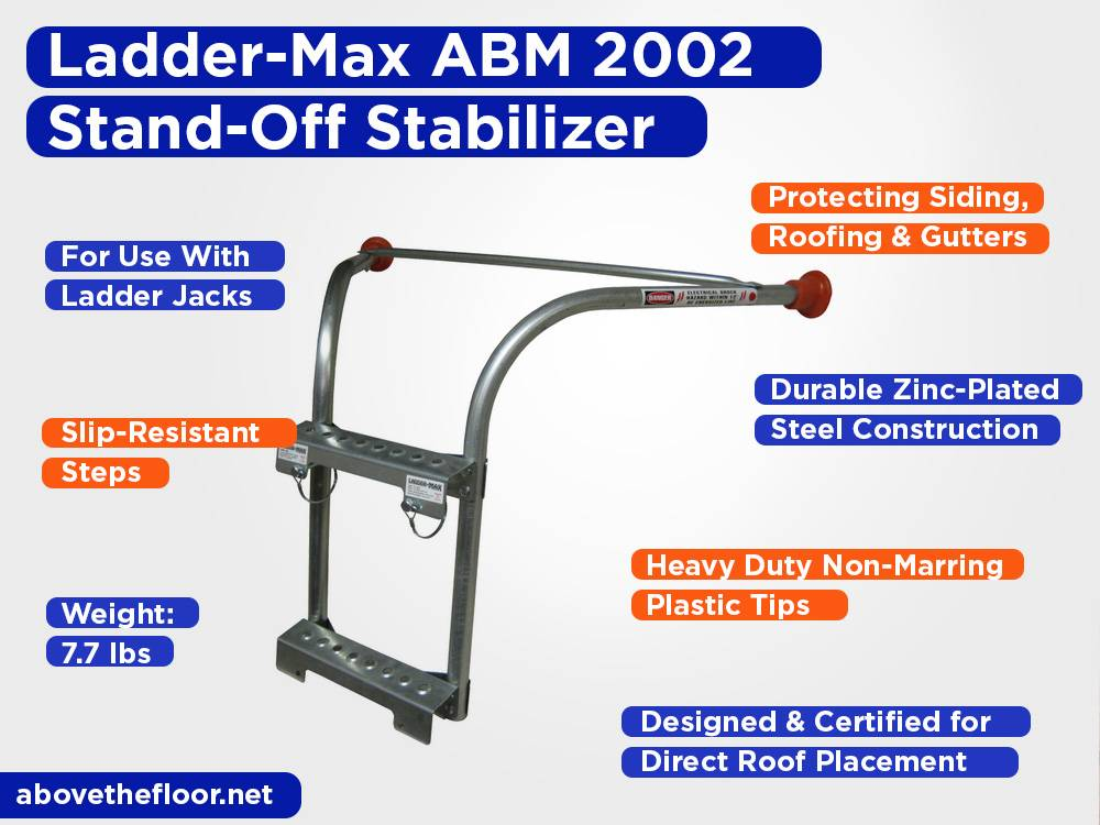 Ladder-Max ABM 2002 Stand-Off Stabilizer Review, Pros and Cons
