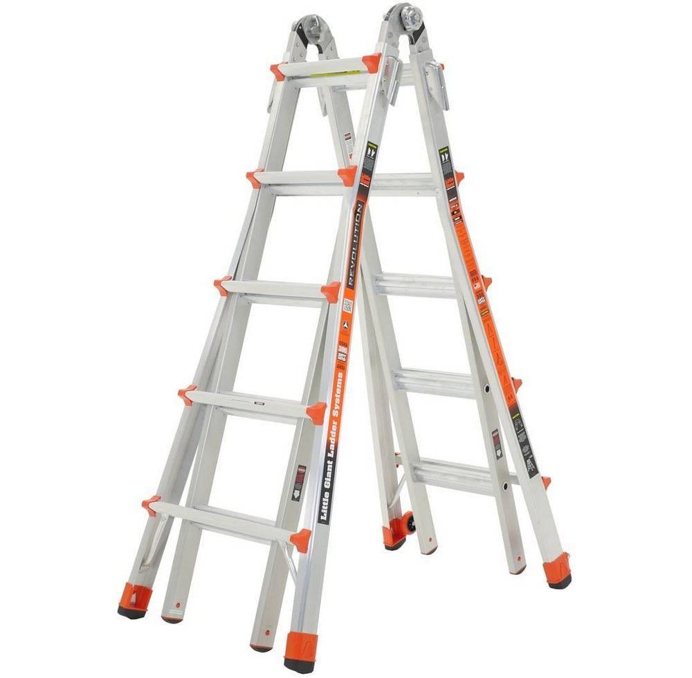 Little Giant Revolution ladders