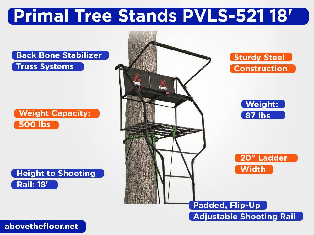 Primal Tree StandsPVLS-52118' Review, Pros and Cons