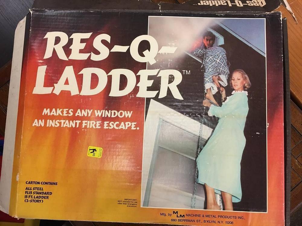 Res-Q-Ladder FL-15-SL 15 ft