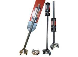 Xtenda-Leg 700 Ladder Levelers with Cleated Feet