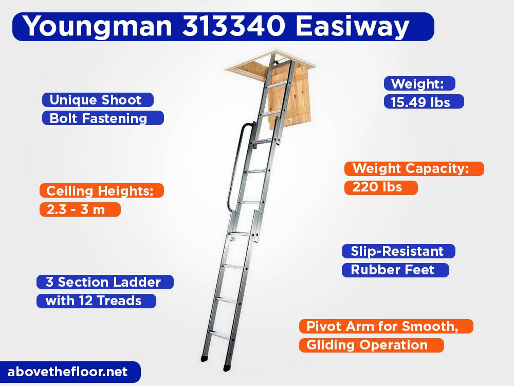 Youngman 313340 Easiway Review, Pros and Cons