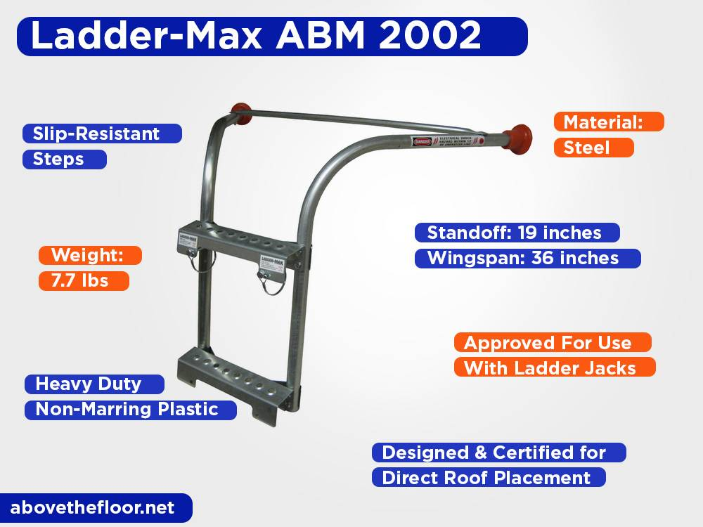 Ladder-Max ABM 2002 Review, Pros and Cons