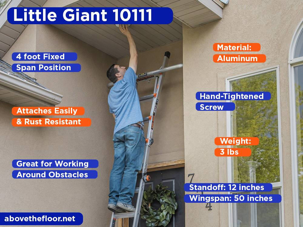 Little Giant 10111 Review, Pros and Cons