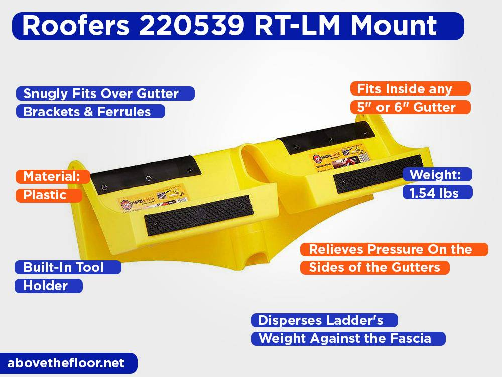Roofers 220539 RT-LM Mount Review, Pros and Cons