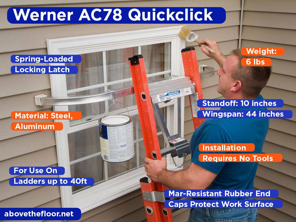 Werner AC78 Quickclick Review, Pros and Cons