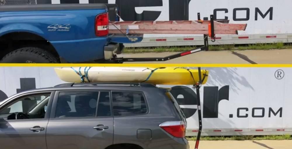 MaxxHaul 70231 for long ladders lumber, canoes & kayaks