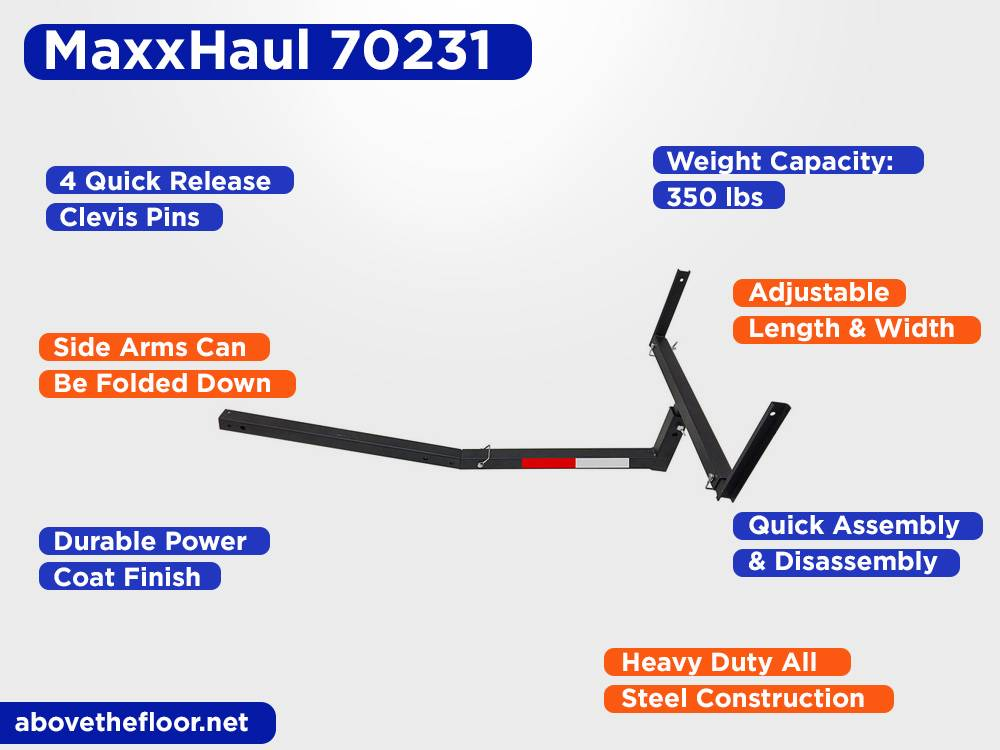 MaxxHaul 70231 Review, Pros and Cons